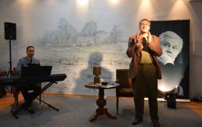 Zbigniew Herbert: Aria pożegnalna – spektakl słowno-muzyczny