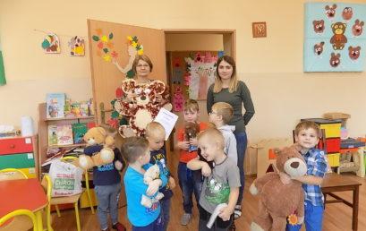 Lubczyna: Światowy Dzień Misia