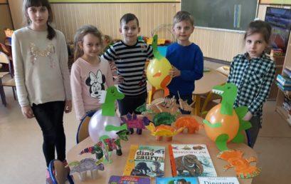 Filia nr 3 –  26 luty – Dzień Dinozaura