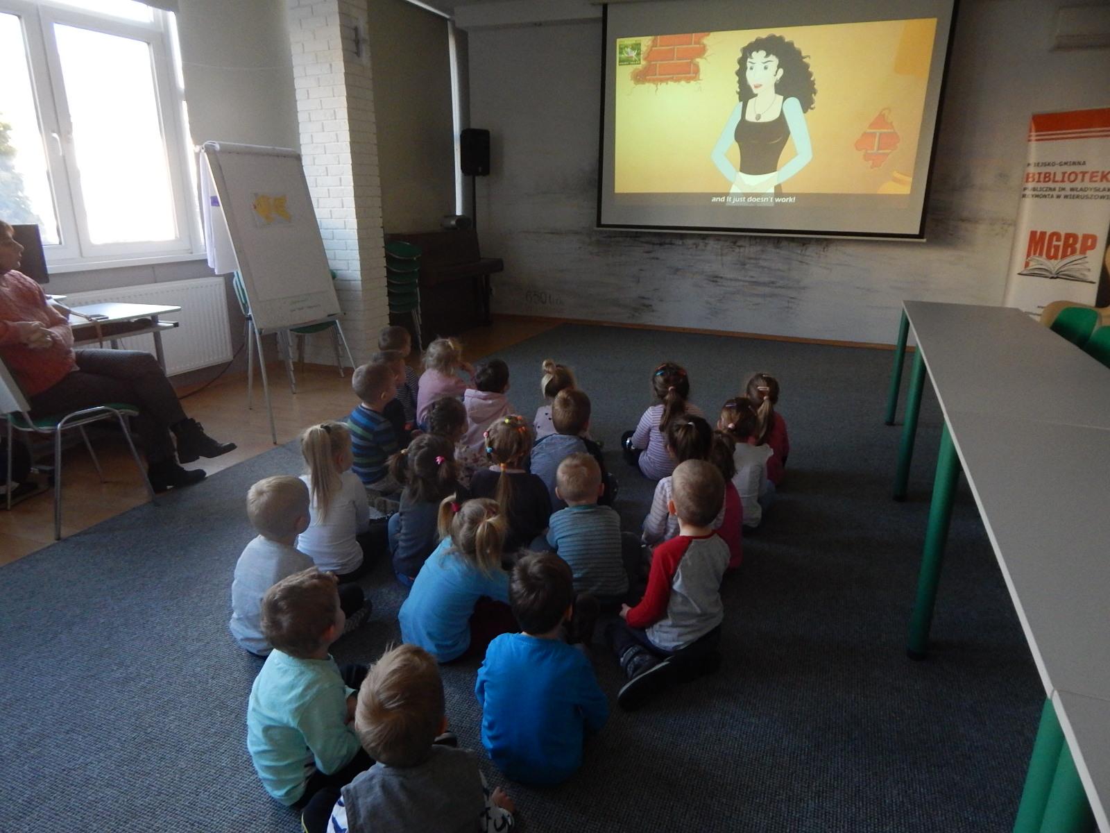 Lekcja biblioteczna – wartości przedszkolaka – Misie