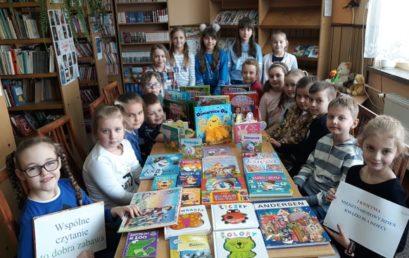 Filia nr 3 – Międzynarodowy Dzień Książki dlaDzieci