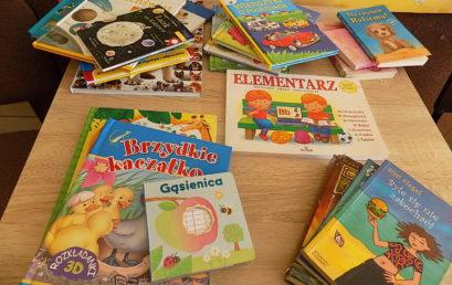 Międzynarodowy Dzień Książki dlaDzieci wfilii nr 1