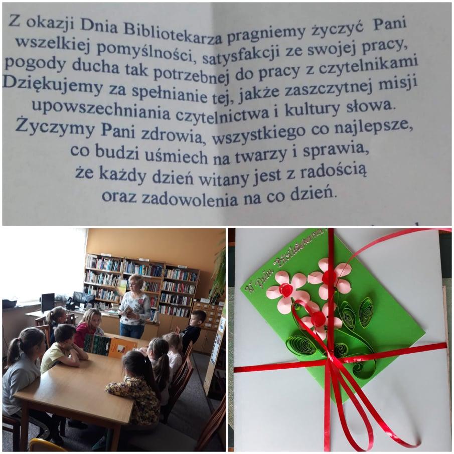 Filia nr 3 – Tydzień Bibliotek-Dzień Bibliotekarza