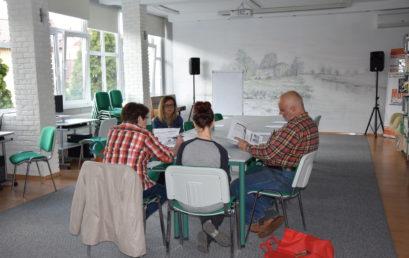 Nowocześni 50+ – zajęcia zj. angielskiego