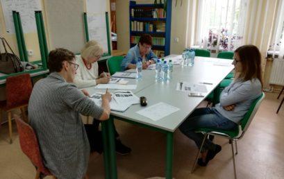 """Trwa projekt """"Aktywni Wieruszowianie 50+"""""""