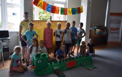 Palcem pomapie wMałopolsce 03.07.2019