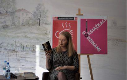 Dyskusyjny Klub Książki – spotkanie autorskie zpisarką Agatą Kołakowską