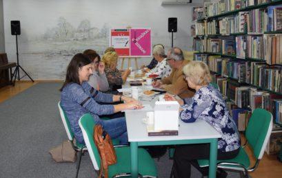 V Dyktando Dyskusyjnego  Klubu Książki