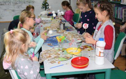 Bożonarodzeniowe warsztaty wMGBP
