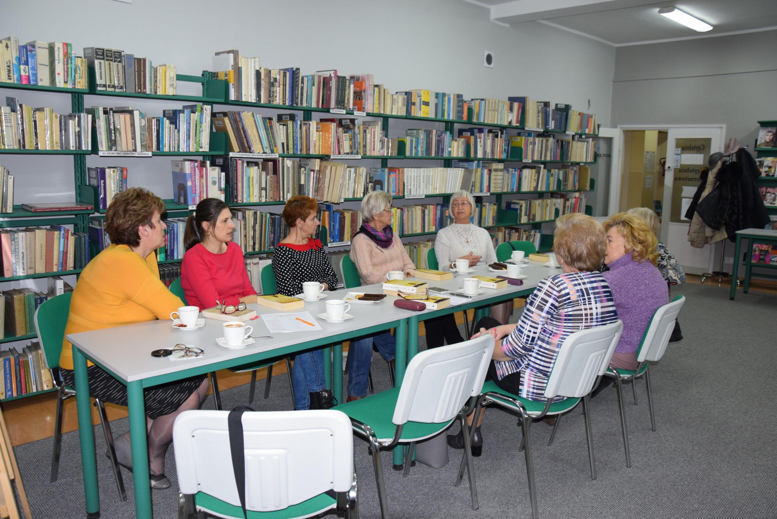 Kolejne spotkanie Dyskusyjnego Klubu Książki