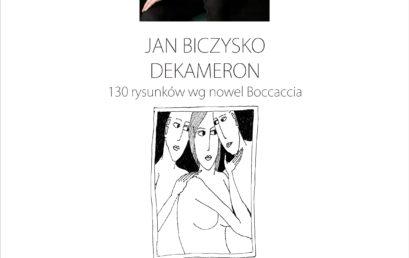 """""""Dekameron""""  Jana Biczysko"""