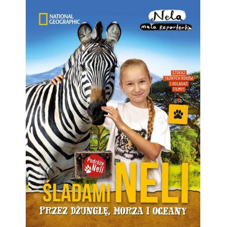 """"""" Śladami Neli przezdżunglę, morza ioceany""""- DKK dlaDzieci 25.06.2020r."""