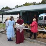 Akcja promocyjna NARODOWE CZYTANIE - Balladyna, Goplana i mieszkańcy spotkani na ulicy