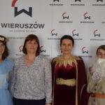 Akcja promocyjna NARODOWE CZYTANIE - kanclerz, Balladyna, Goplana i wiceburmistrz Wieruszowa