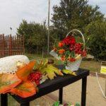 MGBP-filia-nr-1-spotkanie-z-jesienia-w-Mirkowie-kosz z warzywami jesiennymi