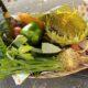 MGBP Filia nr 1 spotkanie z jesienią - koszyk z jesiennymi warzywami