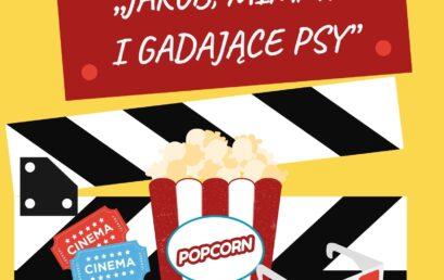"""Projekcja filmu """"Jakub, Mimmi igadające psy"""" – zapraszamy!"""