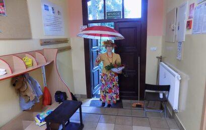 Deszczowa Pani Jesień – czytanie dladzieci wLubczynie