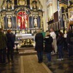 plener malarski zwiedzanie kościoła