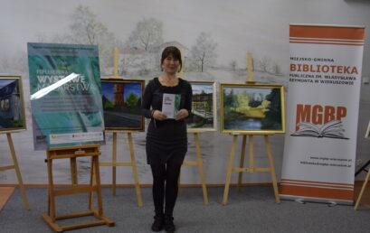 Otwarcie wystawy malarstwa wMGBP wWieruszowie