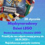 Konkurs – Międzynarodowy Dzień Lego