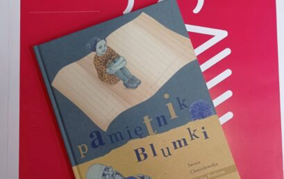 """""""Pamiętnik Blumki"""" – DKK dladzieci – 28.01.21"""