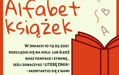 "KONKURS ""Alfabet książki"""