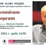 Spotkanie autorskie ze Sławomirem Koprem