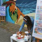 Finał projeku Muralki