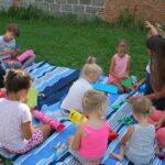 Cz\ytanie dla dzieci na Filii w Pieczyskach