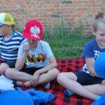 Czytanie dla dzieci z projektu Dziecięca przestrzeń wyobraźni