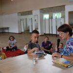 Spotkanie autorskie z autorką książek dla dzieci Dominiką Gałką