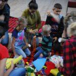 czytanie dla dzieci w Wyszanowie