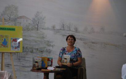 Sekret pewnej fotografii czylispotkanie zautorką książek Dominiką Gałką