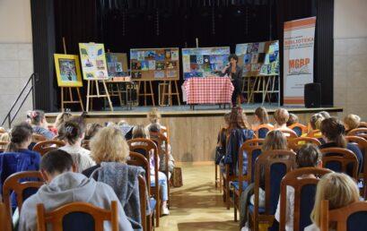 Spotkanie autorskie zKatarzyną Wasilkowską. Czytelnicy roku 2020